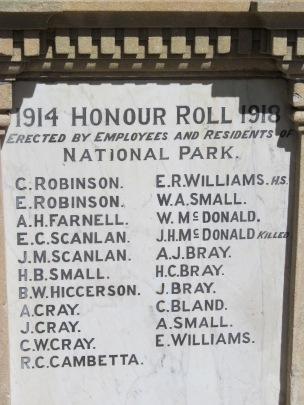 RNP Memorial