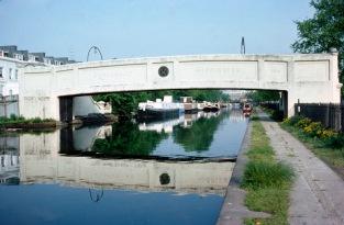 June 76 Paddington Bridge