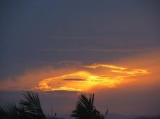 Tweed Sunset