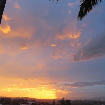 13.1.18 sunset I