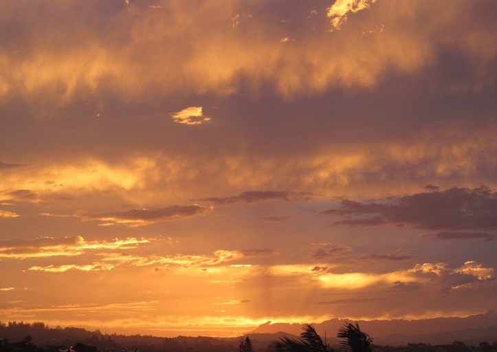 13th sunset IV