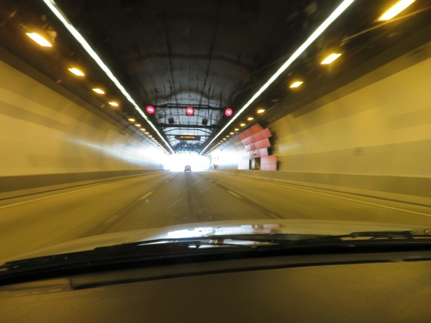 tunnels - 3